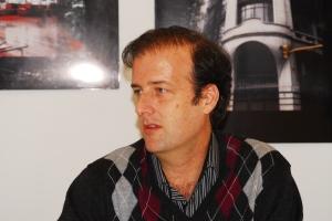 Javier Zanotti, arquitecto que participó del diseño del proyecto ejecutivo